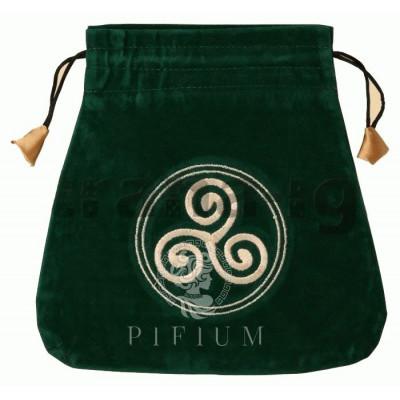Мешочек для карт Таро Кельтский триксел