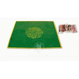 Скатерть для Таро Кельтский лабиринт