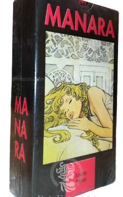Таро Манара (европейское издание)