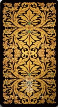 Рубашка золотого Таро
