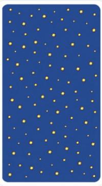 Карты Таро с синей рубашкой
