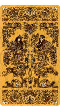 Таро с желтой рубашкой