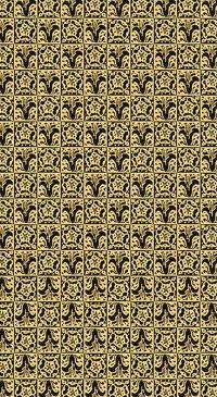 Рубашка Таро Золото на Черном