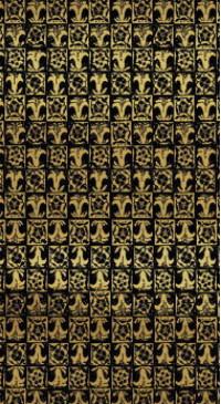 Рубашка Таро Черное на Золоте