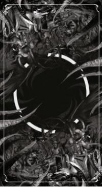 Таро с черной рубашкой