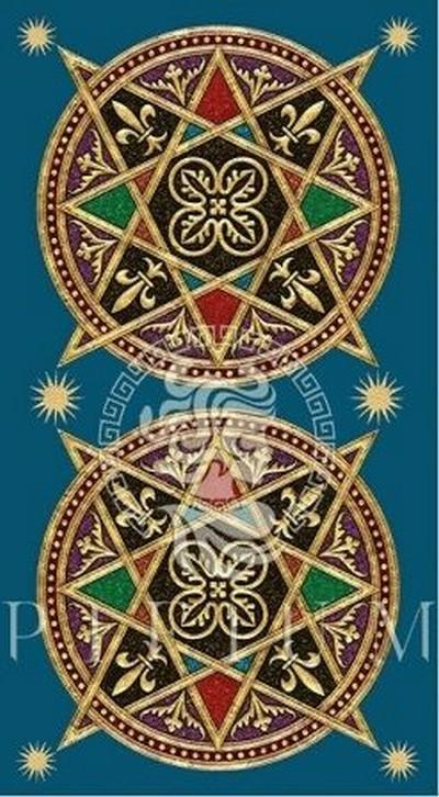 Таро Универсальное (новое изд) Старшие арканы. Рубашка