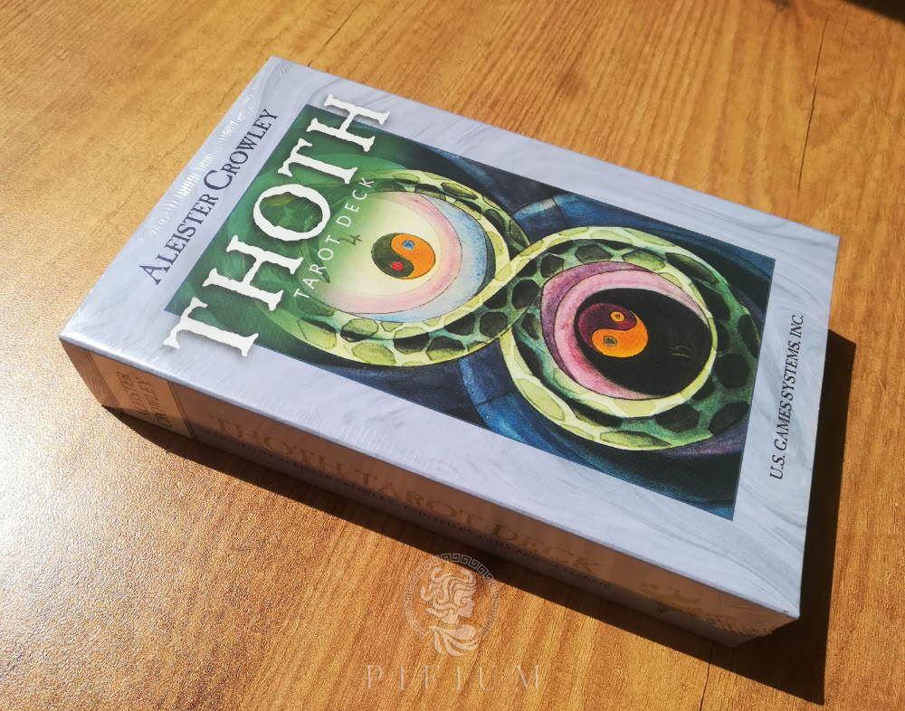 Таро Тота Алистера Кроули Premier Edition (USG, Бельгия)