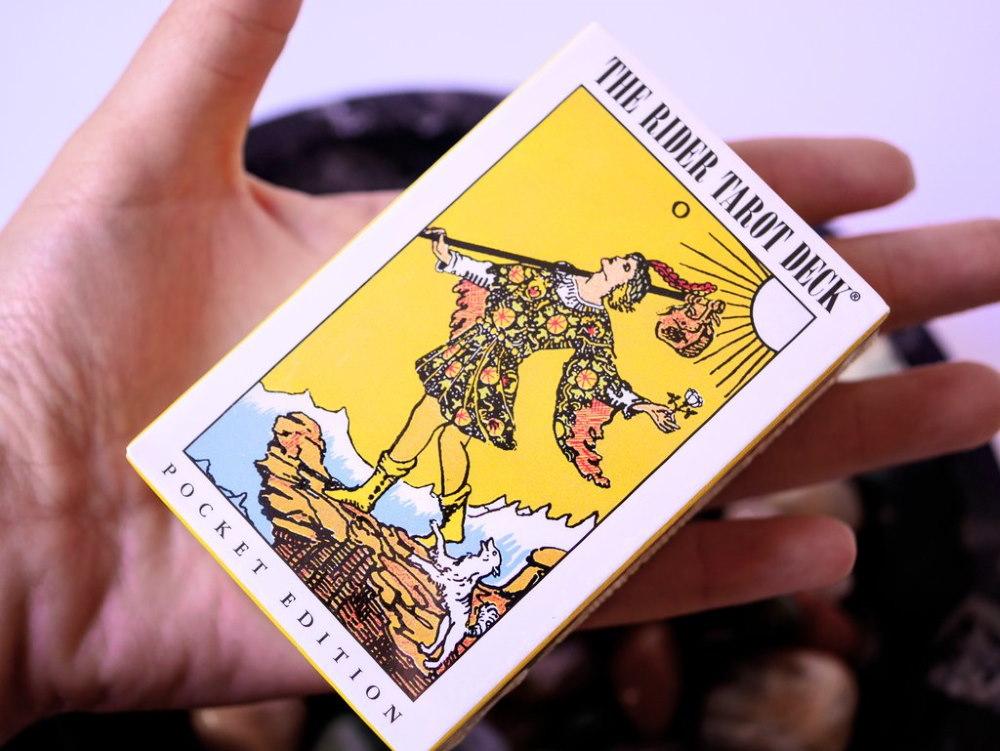 Таро Райдера-Уэйта (USG) карманная версия Pocket edition